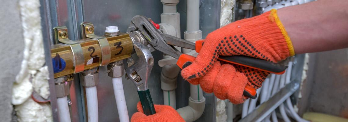 Comment isoler thermiquement ses tuyaux d'eau chaude