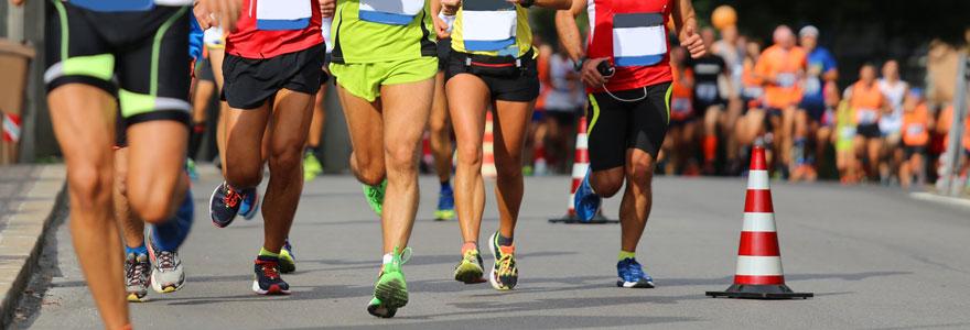 La pratique du marathon