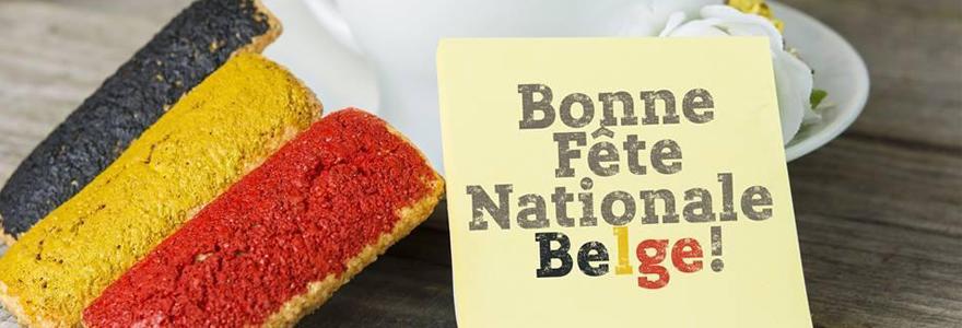 fête nationale de la Belgique